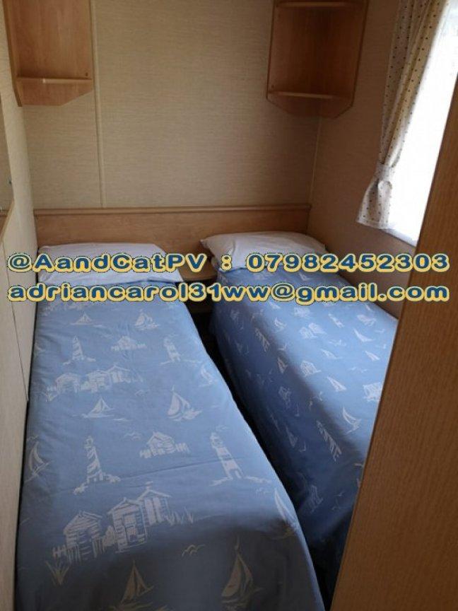 Primrose Valley Deluxe 3 Bedroom 6 Berth Salsa Eco